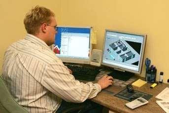 teknisk assistent job
